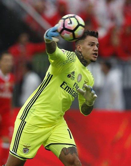 Ederson, SL Benfica