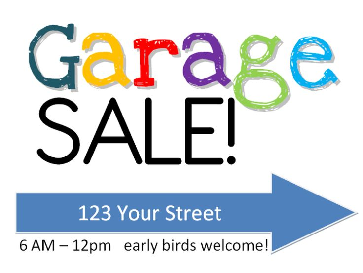 The 25+ best Garage sale signs ideas on Pinterest Yard sale - car for sale sign template free