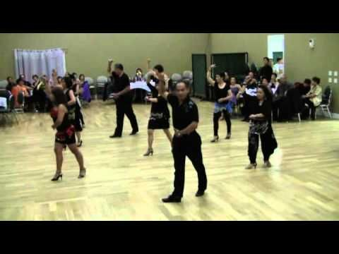 CABALLERO Line Dance (Demo & Teach) with Choreographer and his Kings Point Delray Beach Class.m2ts - YouTube