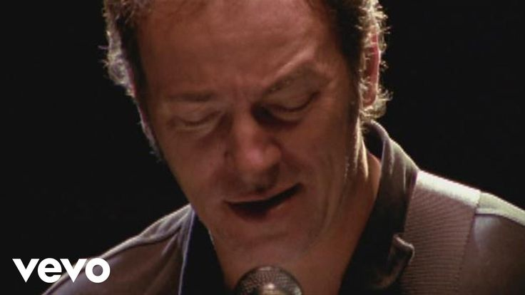 Bruce Springsteen - If I Should Fall Behind This is so beautiful!!