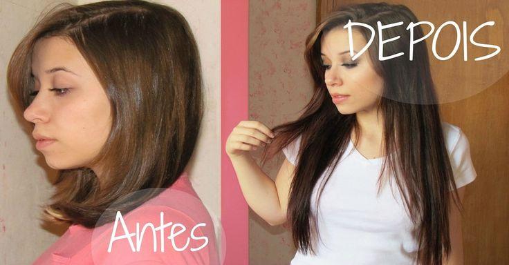 Não Perca!l Dica poderosa de receita natural para acelerar o crescimento dos cabelos