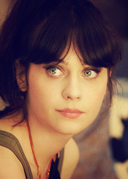 Poppy played by Zoey Deschanel
