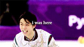 "iguana012: """"Yuzuru Hanyu 2 time Olympic Champion, 2 time World Champion, 4 time Grand Prix Final Champion, 12 time world record breaker… and counting "" """