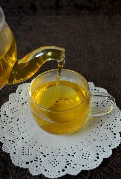 Buy Saffron - Rumi SpiceSaffron & Cardamom Tea