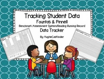 fountas and pinnell running records pdf