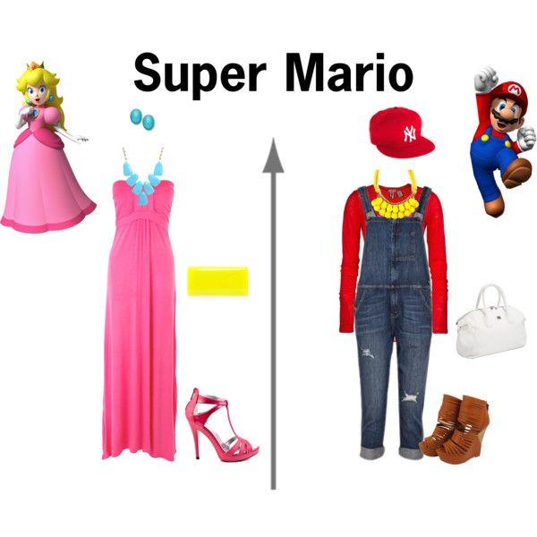 how to make a mario kart costume