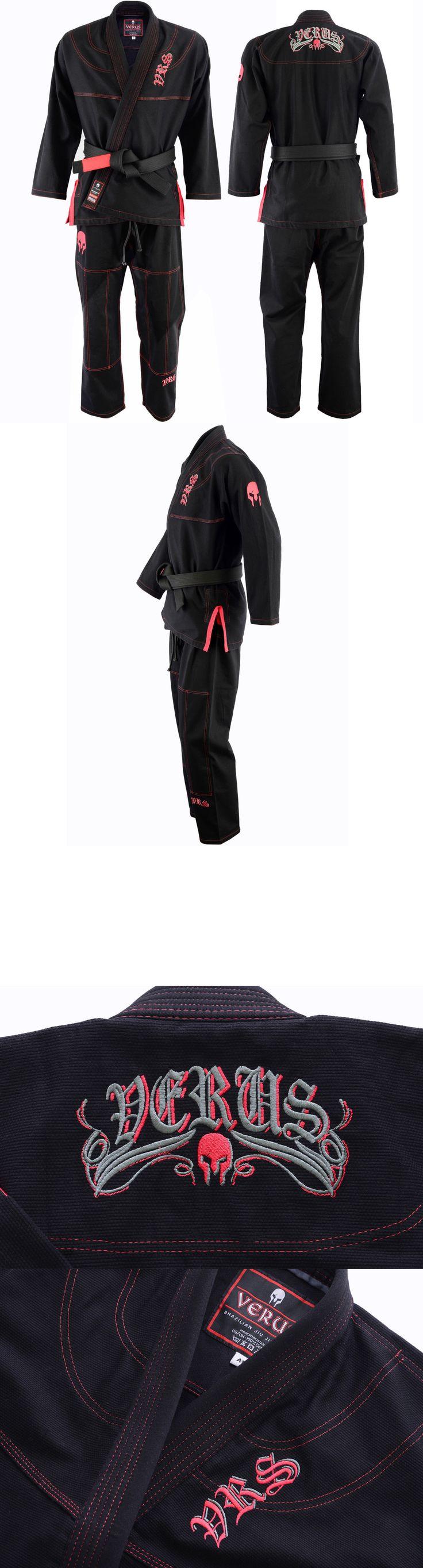 Uniforms and Gis 179774: Verus Bjj Gi Spartacus Episode Ii Pearl Weave Brazilian Grappling Jiu Jitsu Gi -> BUY IT NOW ONLY: $67.95 on eBay!
