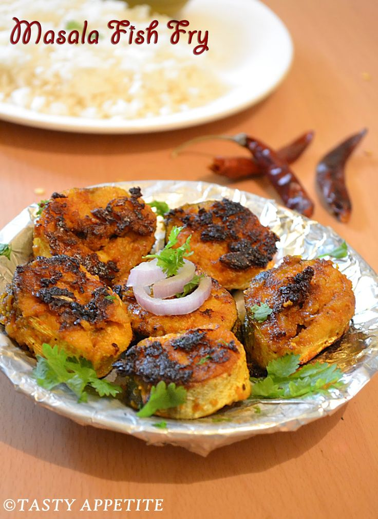 Tasty appetite how to make masala fish fry south indian for Sides to bring to a fish fry