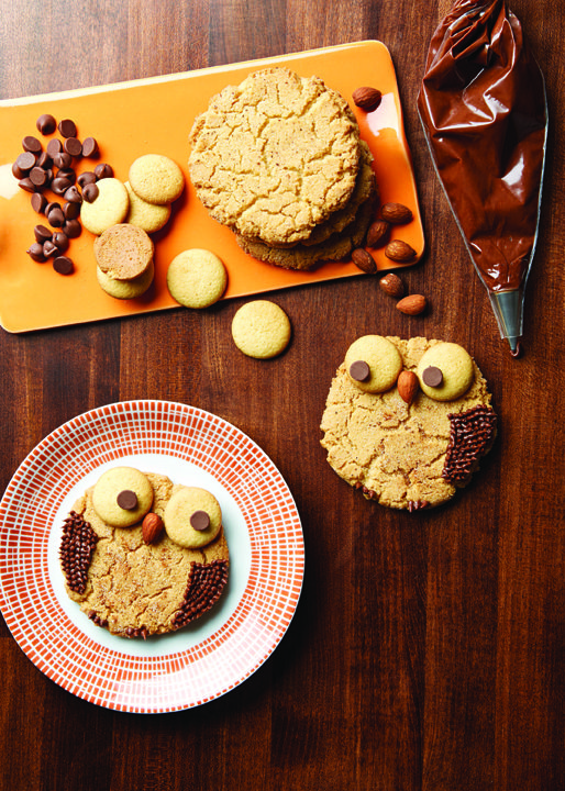Make these sweet little owl treats and see how quickly they fly off the plate.