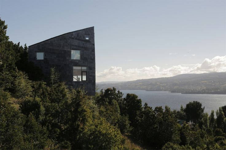Galería de Centro de Ocio Chiloe / Jonas Retamal + Laura Houssin - 3