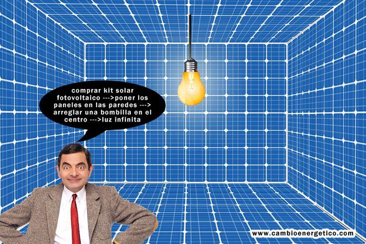 Kit solar fotovoltaico son cada vez más populares como miles de personas están reconociendo los beneficios económicos de la energía solar. Haga clic en este sitio http://www.cambioenergetico.com/12-energia-solar-fotovoltaica para obtener más información sobre kit solar fotovoltaico. Con el creciente costo de los precios energéticos, kits solares para el hogar se han vuelto cada vez más populares.