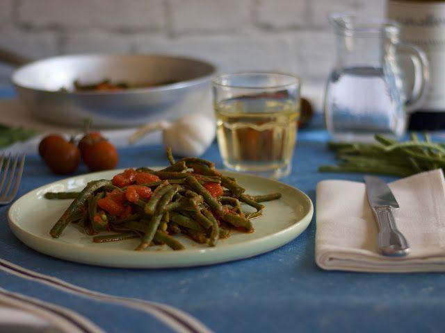 Innamorarsi in cucina: Fagiolini di Sant'Anna in umido