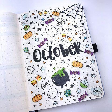 Halloween rückt näher und ich muss auf diese erstaunliche Halloween-Motto …