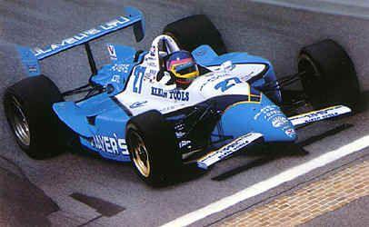 jacques villeneuve 1995 | Indy 500 Winner; CART Champion