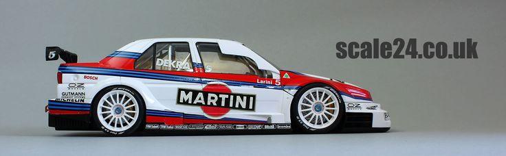 Alfa Romeo 155 V6Ti #5 Larini 1996 DTM Tamiya #24176
