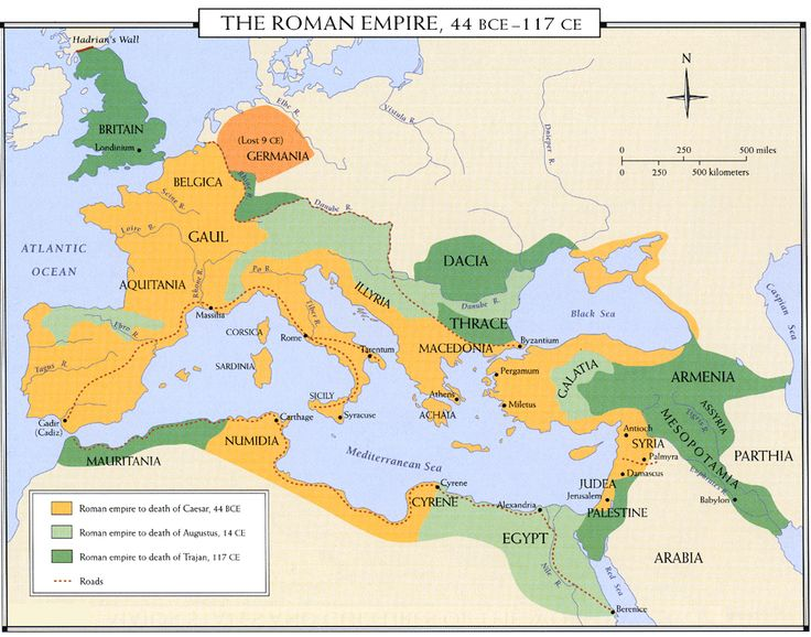 the evident influence of the roman empire in the modern world The infl uence of the roman arch  for example, in the arab world, muslim architects developed pointed, scalloped, and horseshoe arches,.