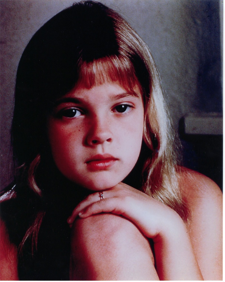drew barrymore young nude