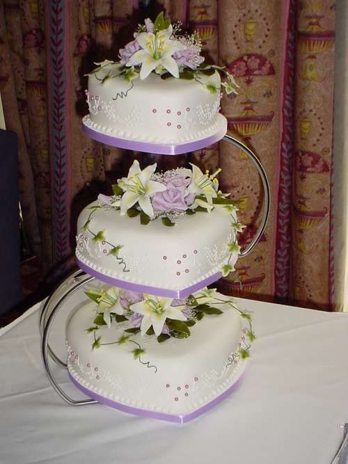 food network wedding cakes | comments of franziska a heart shaped wedding cake design very