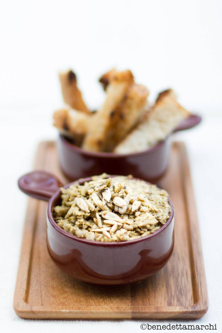 Ricette: Crema ai Semi di Girasole