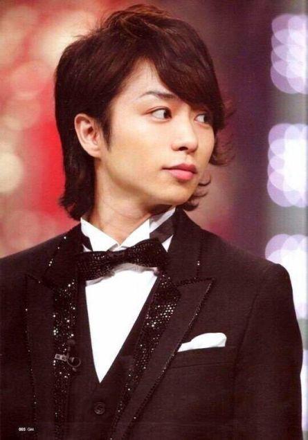Sakurai Sho 櫻井 翔...so handsome <3