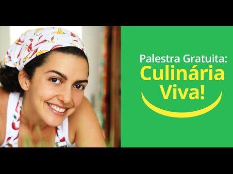 Palestra Culinária Viva Express   Parte 2