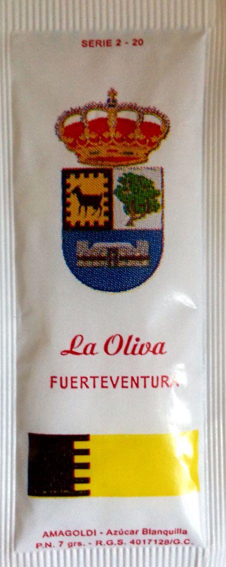 Escudo de La Oliva