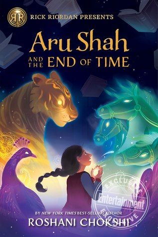 Aru Shah and the End of Time (Pandava #1)