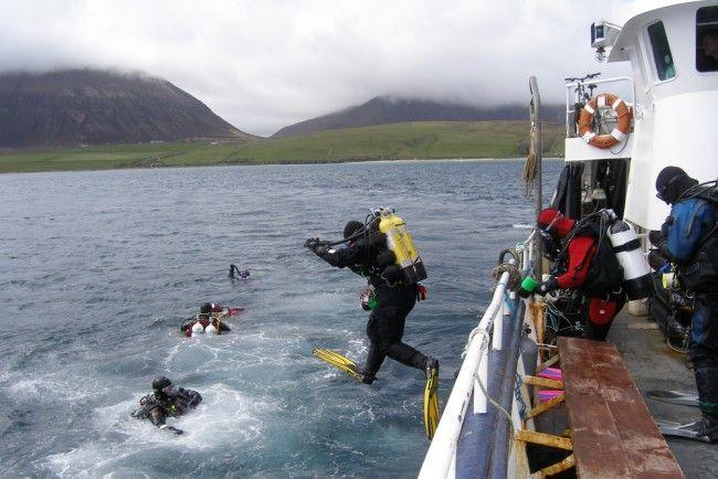 Langebaan Divers - Scuba Diving in the West Coast, South Africa