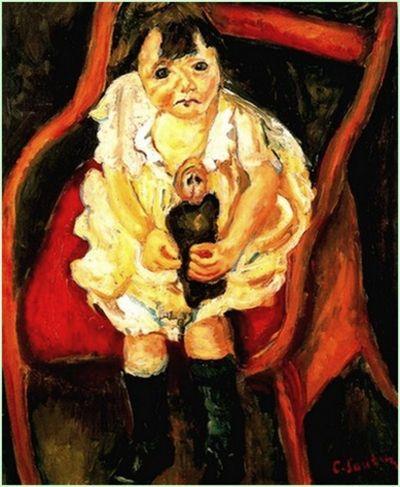 1919,art,soutine