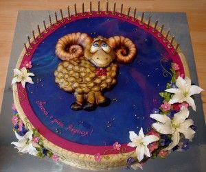 Картинки по запросу торт знаки зодиака