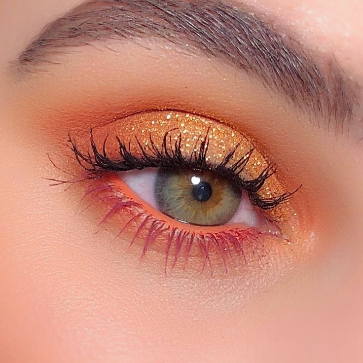 Danial Barbier On Instagram Colourpopcosmetics Sweet Talk Eyeshadow Palette 1 Work It Transition 2 Icymi Ou Peach Makeup Look Peach Makeup Orange Makeup