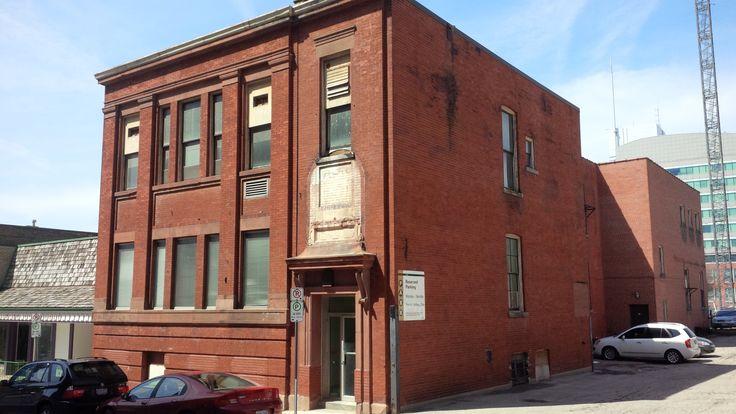 former Legion building on Ontario street