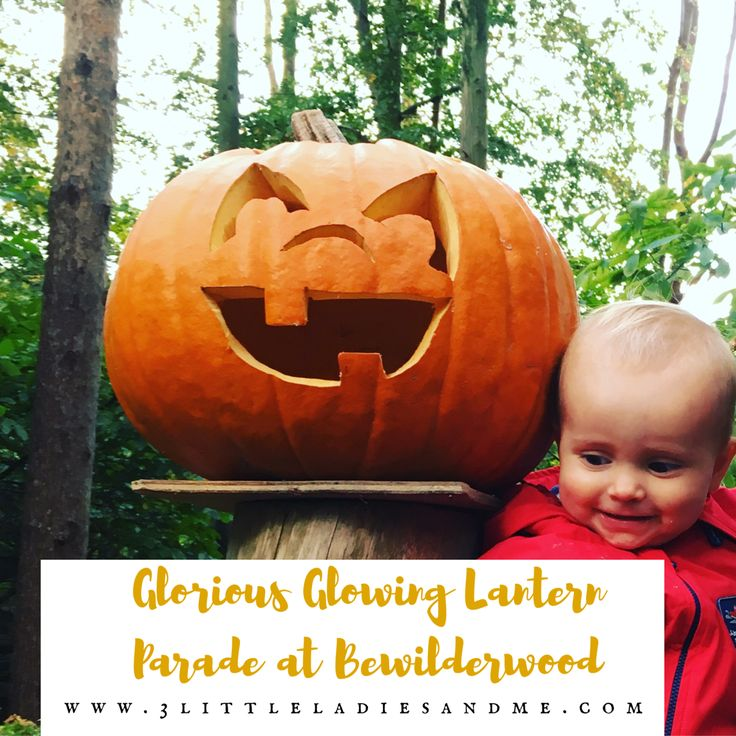 Are you looking for something spooky to do with the kids during half term? We visited The Glorious Glowing Lantern Parade at Bewilderwood in Norfolk for some Halloween fun. Think pumpkins and lanterns and everything autumn. Read our full review below: