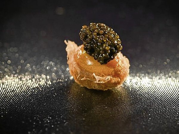 Known as the Il Bulli of the East, Chef Alvin Leung makes magic at Hong Kong's Bo Innovation.