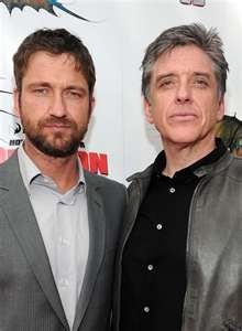 Craig Ferguson and Gerard Butler(I'm marrying Gerard, he just doesn't know it yet)