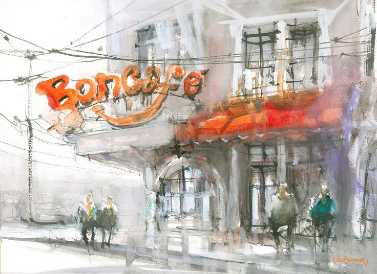 Bon Cafe Surabaya