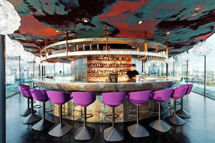 Location: Greenwich Craft Restaurant, London. Designed by Tom Dixon