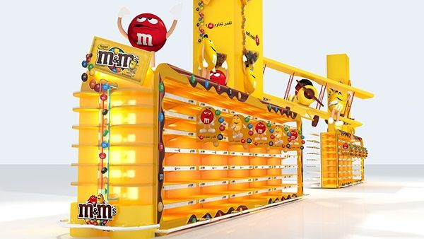 M&M's Mars Event In Carrefour Festival City chocolate category in cairo festival city a design inspired by the cheerful M&M's world ,Designed specially for MARS co. and FOR THE FIRST TIME in Egypt an Egyptian design to be approved by MARS international,…
