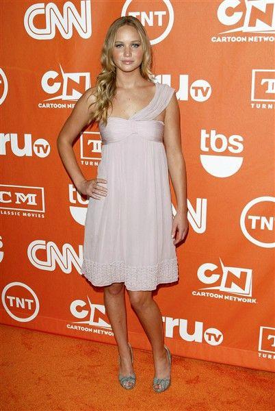 Jennifer Lawrence's Fashion Evolution