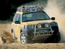 Camel trophy Freelander