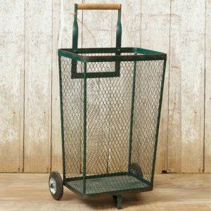 Industrial Shopping Utility Cart