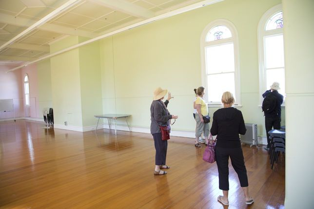 Take a Tour · Abbotsford Convent - sundays 2pm