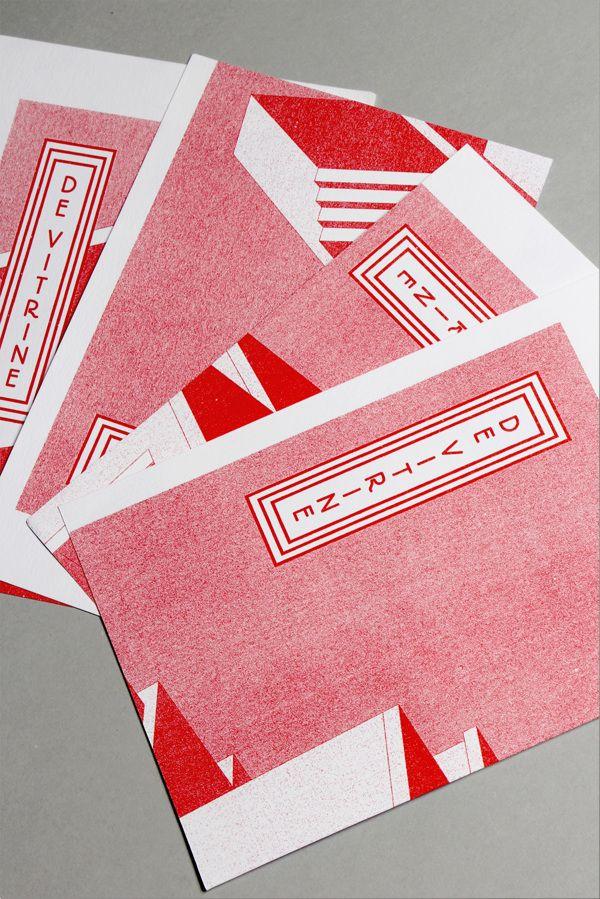 Women of Graphic Design - type-lover: De Vitrine Gallery byMarta Veludo ...