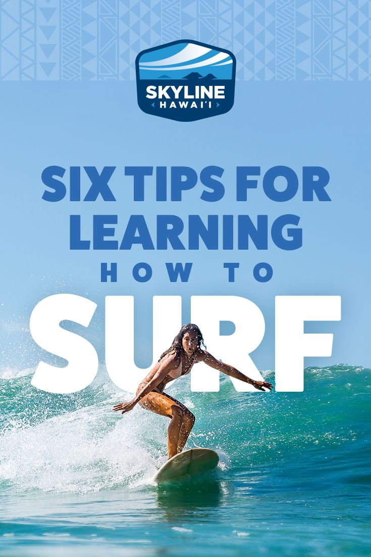Learn How To Surf In Hawaii Surfing Tips Beginner Surf Hawaii Surf