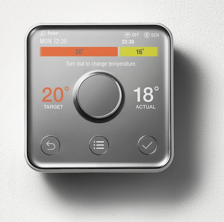 British Gas Unveils Updated Hive Thermostat, New Smart Plug, Lighting And Motion Sensor Products | TechCrunch