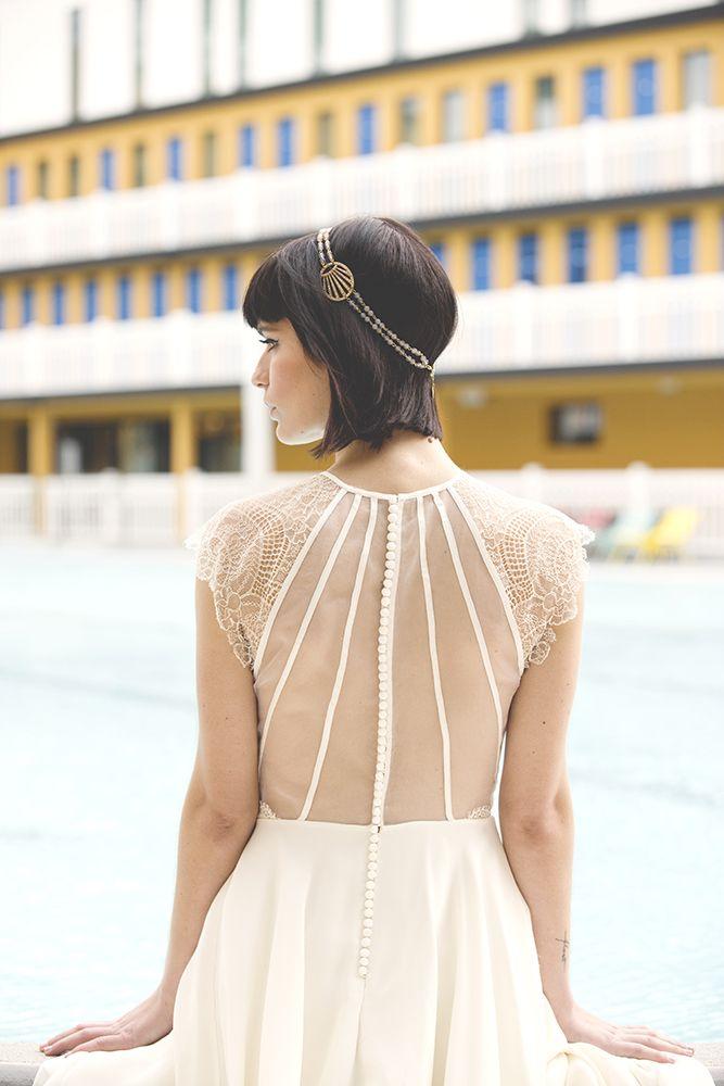 Lookbook 2015 FR — Elise Hameau - Création de Robes de Marié
