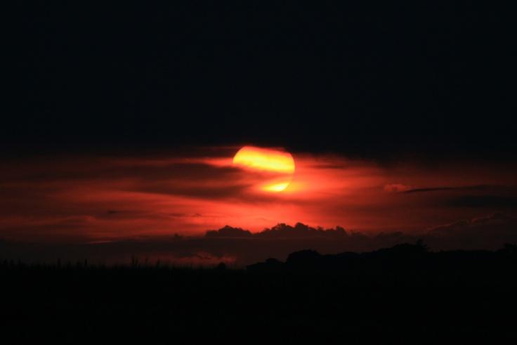 Dark sunset | Travel | Pinterest | Sunsets and Dark