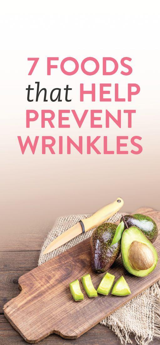 How to naturally prevent wrinkles #beauty // via@bustledotcom