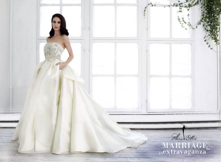 Marie Ollie wedding dress