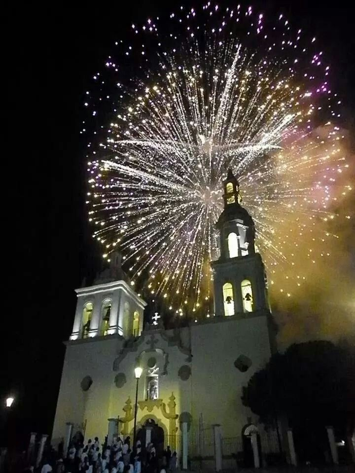 Fiesta Patronal Santiago Ap U00f3stol En Santiago Nuevo Le U00f3n